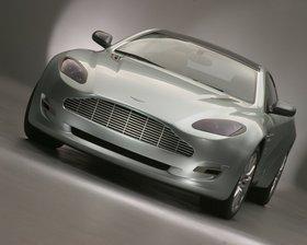 Ver foto 1 de Aston Martin Vanquish Bertone Jet 2 2004