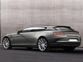 Ver foto 3 de Bertone Aston Martin Rapide Shooting Brake 2013