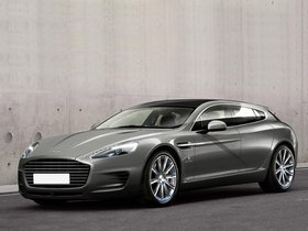 Fotos de Bertone Aston Martin Rapide Shooting Brake 2013