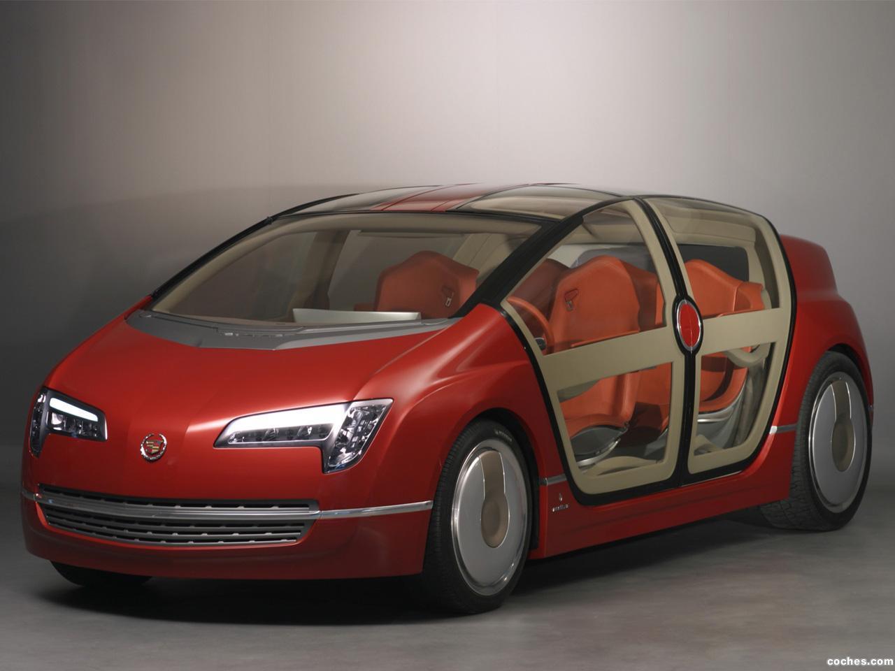 Foto 0 de Cadillac Villa Concept por Bertone 2005