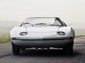 Ver foto 2 de Chevrolet Corvair Testudo Concept by Bertone 1963