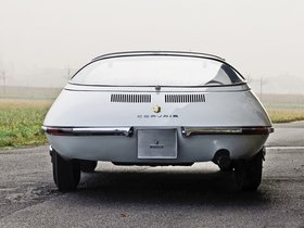 Ver foto 9 de Chevrolet Corvair Testudo Concept by Bertone 1963
