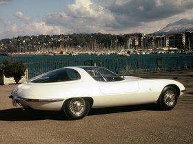 Ver foto 7 de Chevrolet Corvair Testudo Concept by Bertone 1963