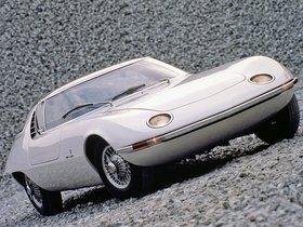 Ver foto 6 de Chevrolet Corvair Testudo Concept by Bertone 1963
