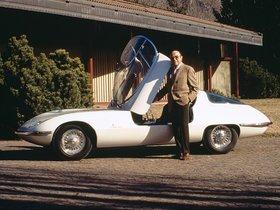 Ver foto 5 de Chevrolet Corvair Testudo Concept by Bertone 1963