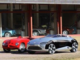 Ver foto 7 de Fiat Barchetta Concept por Bertone 2007