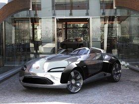Ver foto 1 de Fiat Barchetta Concept por Bertone 2007