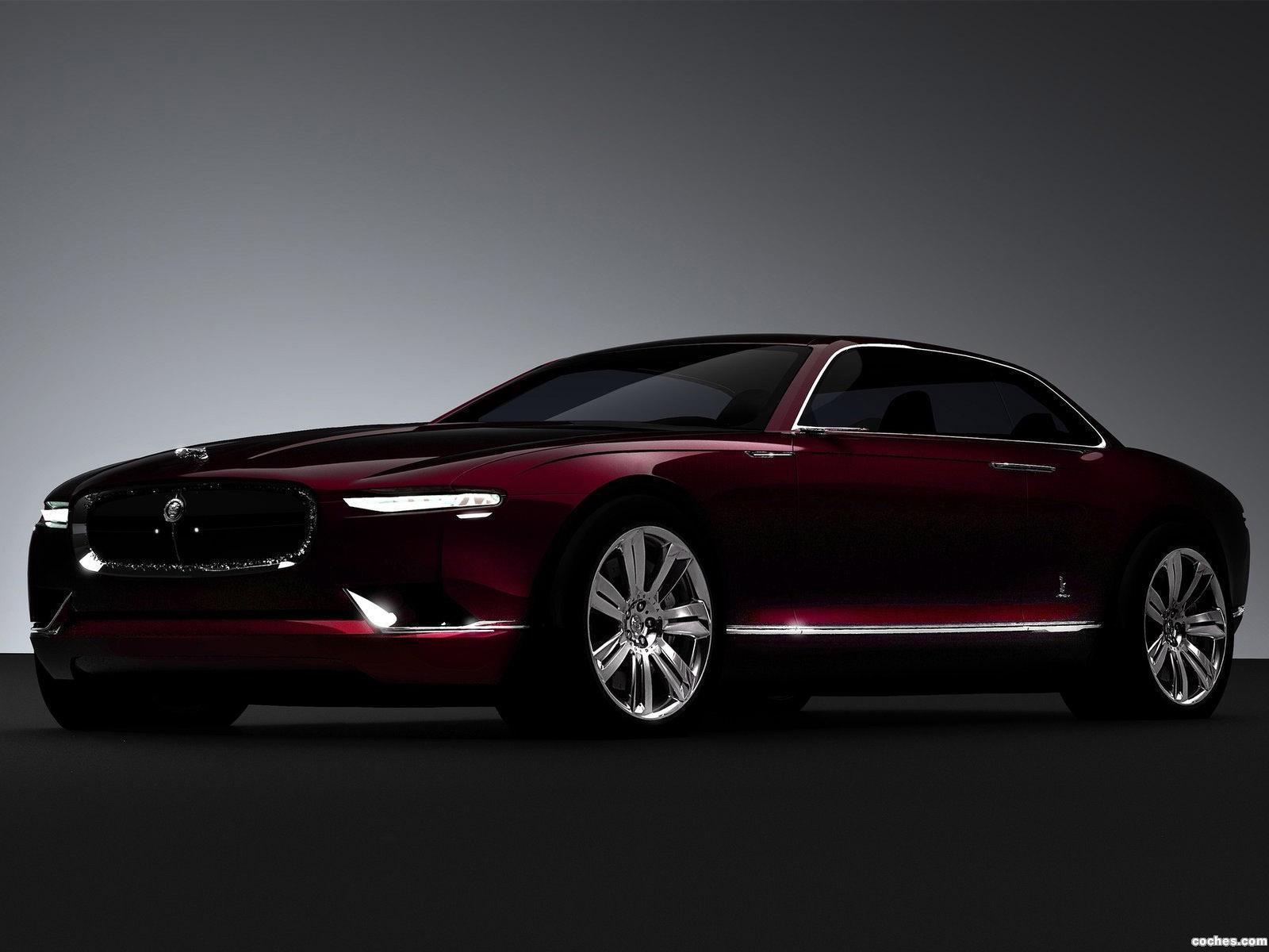 Foto 0 de Jaguar B99 Concept Bertone 2011