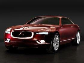 Ver foto 6 de Jaguar B99 Concept Bertone 2011