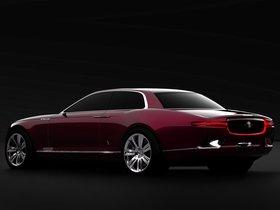 Ver foto 3 de Jaguar B99 Concept Bertone 2011