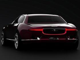 Ver foto 2 de Jaguar B99 Concept Bertone 2011