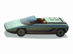Ver foto 6 de Lamborghini Athon Speedster Concept por Bertone 1980