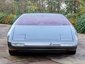 Ver foto 5 de Lamborghini Athon Speedster Concept por Bertone 1980
