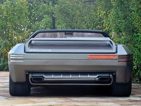 Ver foto 3 de Lamborghini Athon Speedster Concept por Bertone 1980