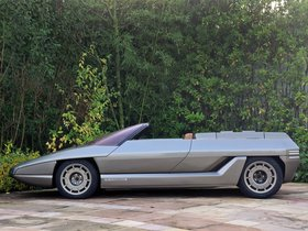 Ver foto 2 de Lamborghini Athon Speedster Concept por Bertone 1980