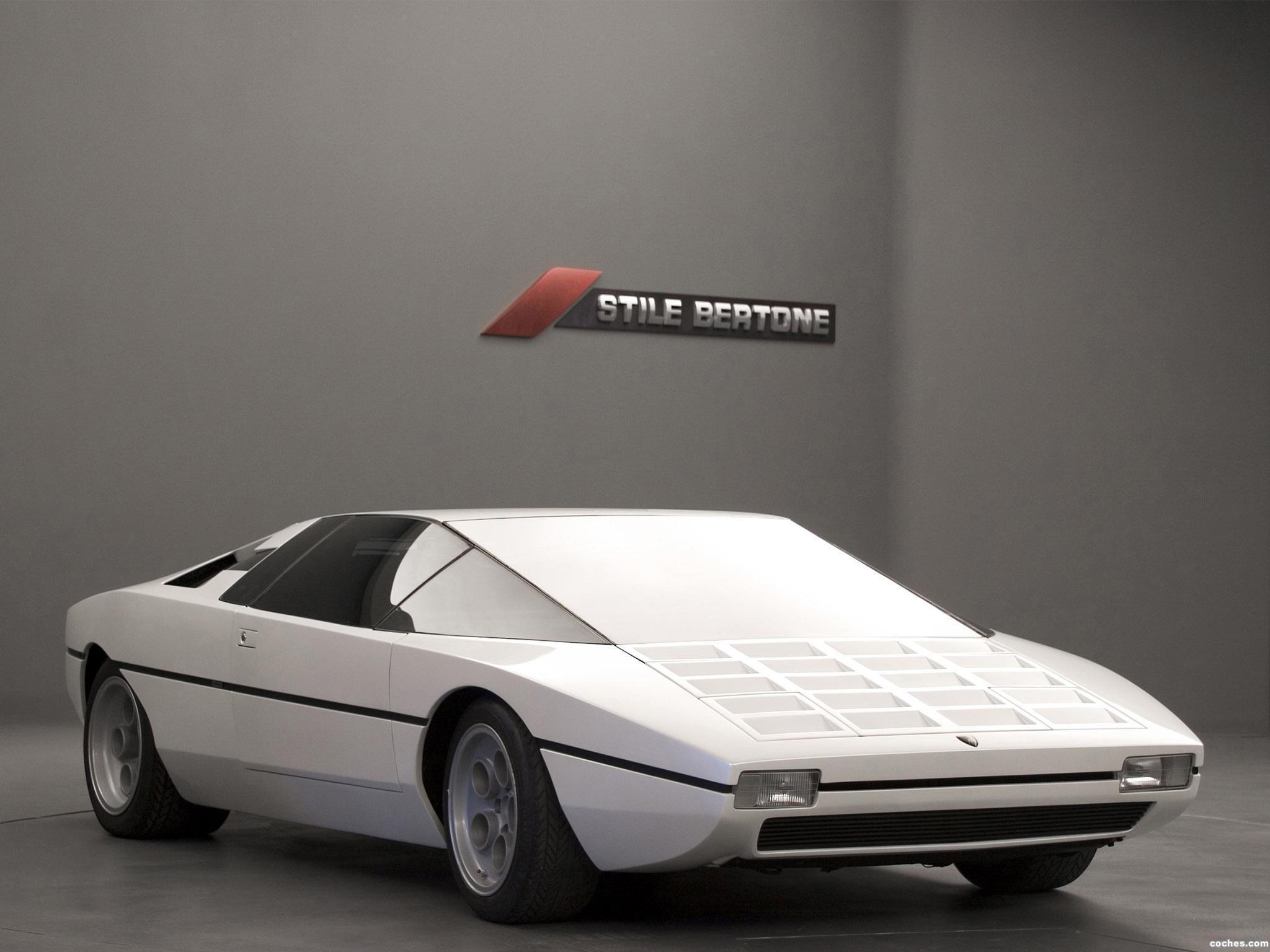 Foto 0 de Bertone Lamborghini Bravo P114 Concept 1974