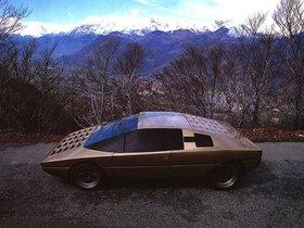 Ver foto 7 de Bertone Lamborghini Bravo P114 Concept 1974