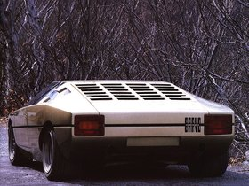 Ver foto 6 de Bertone Lamborghini Bravo P114 Concept 1974