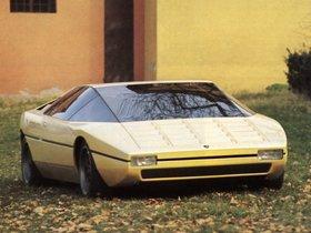 Ver foto 2 de Bertone Lamborghini Bravo P114 Concept 1974
