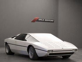 Ver foto 1 de Bertone Lamborghini Bravo P114 Concept 1974