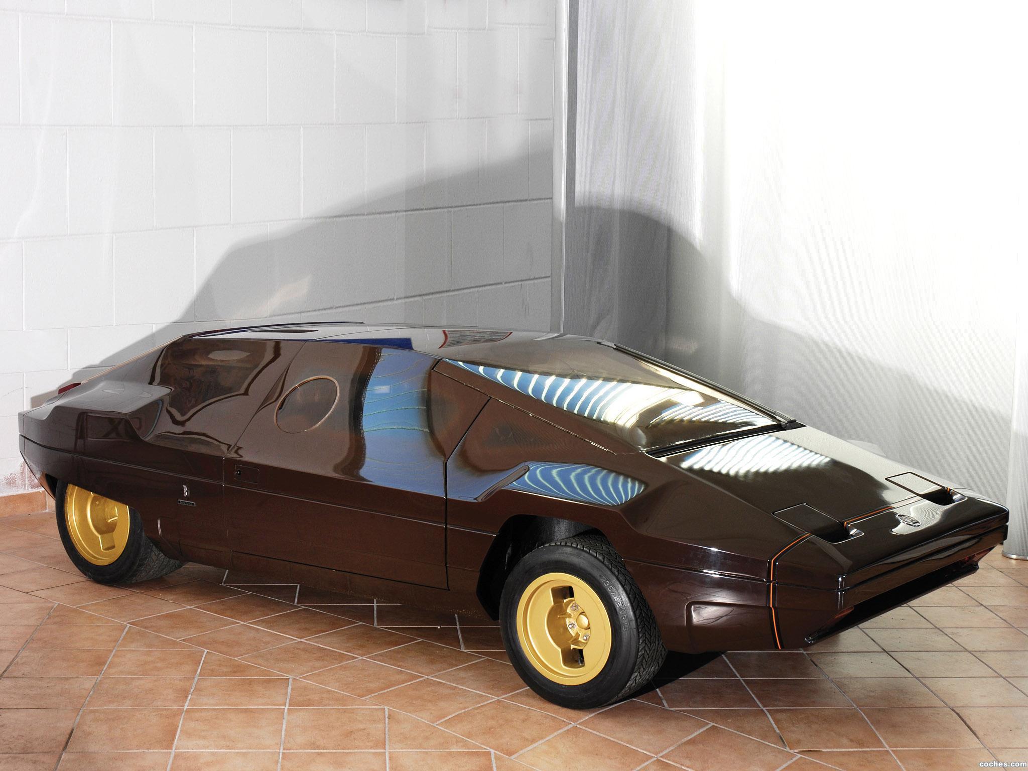 Foto 0 de Lancia Sibilo Concept 1978