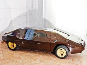 Ver foto 2 de Lancia Sibilo Concept 1978