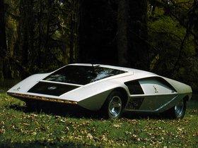 Ver foto 6 de Bertone Lancia Stratos Zero Concept 1970