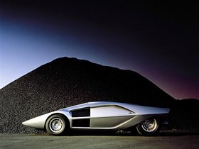 Ver foto 3 de Bertone Lancia Stratos Zero Concept 1970