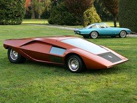 Ver foto 2 de Bertone Lancia Stratos Zero Concept 1970