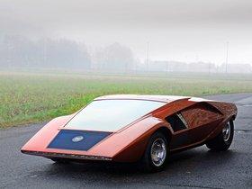 Ver foto 1 de Bertone Lancia Stratos Zero Concept 1970