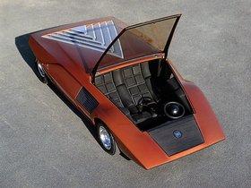 Ver foto 15 de Bertone Lancia Stratos Zero Concept 1970