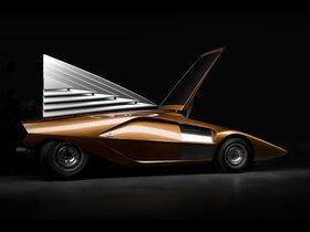 Ver foto 14 de Bertone Lancia Stratos Zero Concept 1970