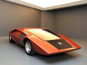 Ver foto 13 de Bertone Lancia Stratos Zero Concept 1970