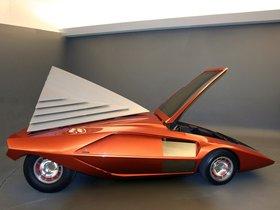 Ver foto 12 de Bertone Lancia Stratos Zero Concept 1970