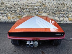 Ver foto 11 de Bertone Lancia Stratos Zero Concept 1970