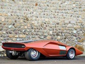 Ver foto 10 de Bertone Lancia Stratos Zero Concept 1970