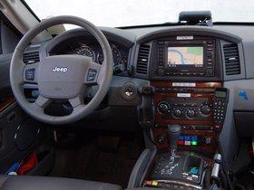 Ver foto 7 de Binz Jeep Grand Cherokee Notarzt 2005