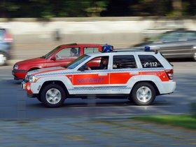Ver foto 2 de Binz Jeep Grand Cherokee Notarzt 2005
