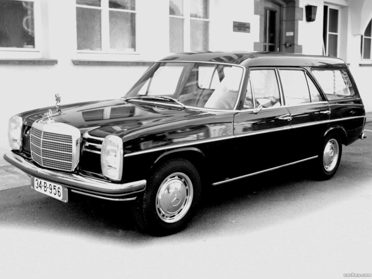 Foto 0 de Mercedes Binz 230 8 Kombiwagen F114 1973