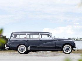 Ver foto 4 de Mercedes Binz 300C Station Wagon 1957