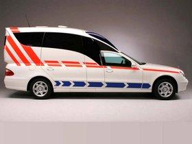 Ver foto 2 de Binz Mercedes Clase E Ambulance VF211 2014