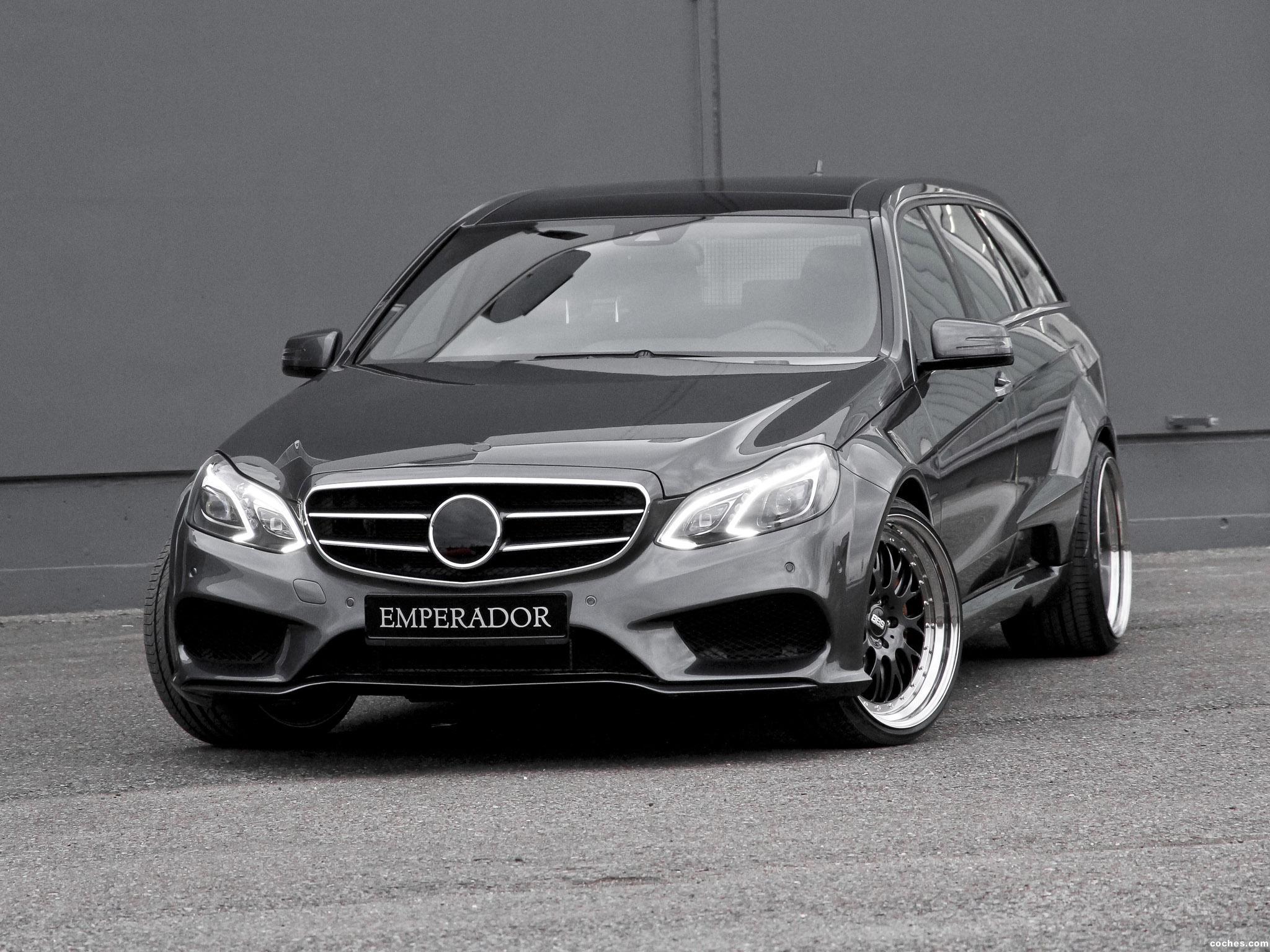Foto 3 de Binz Mercedes Clase E Emperador S212 2013