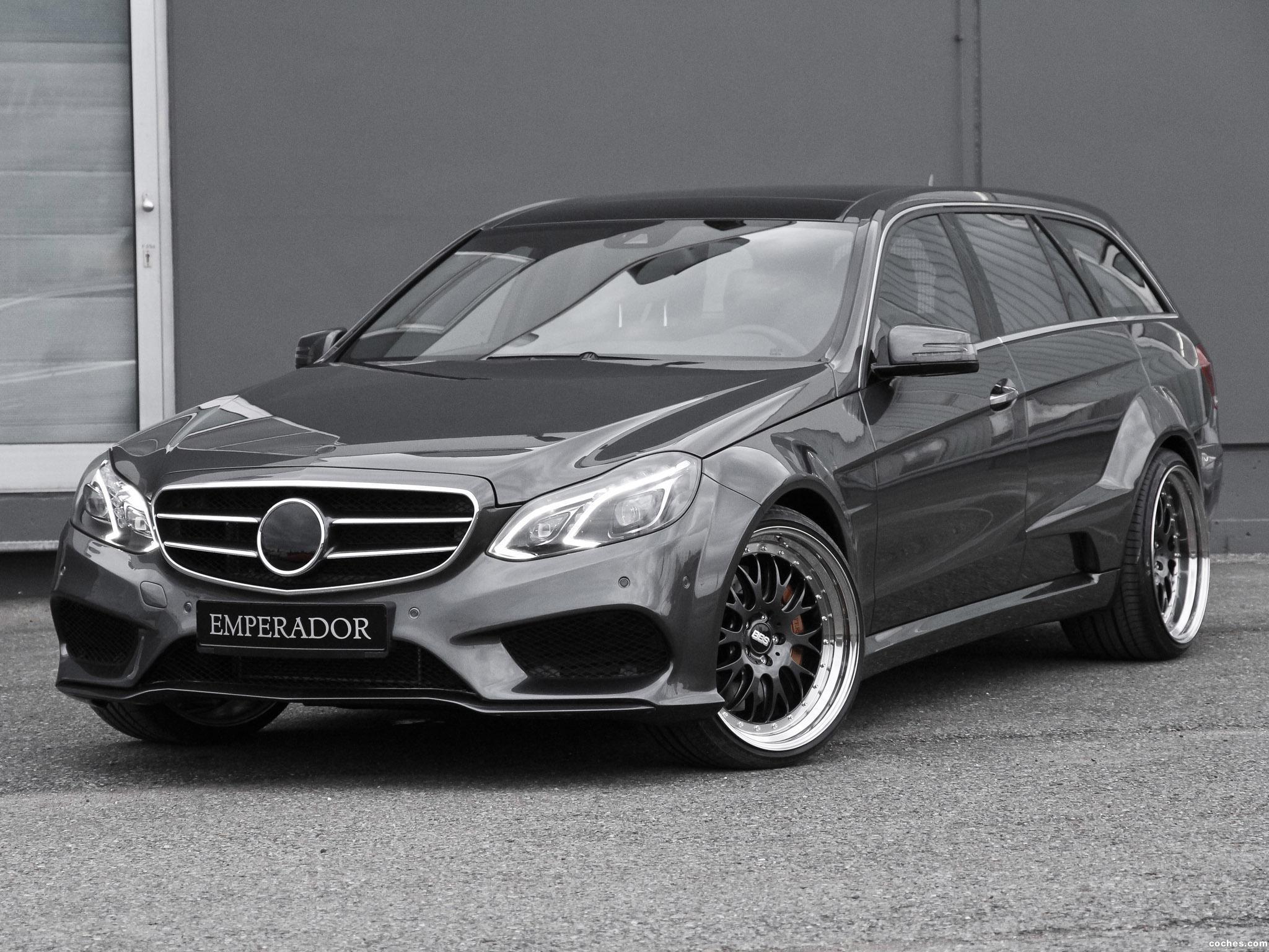 Foto 0 de Binz Mercedes Clase E Emperador S212 2013