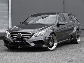 Fotos de Binz Mercedes Clase E Emperador S212 2013