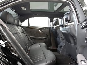 Ver foto 6 de Binz Mercedes Clase E Limousine 6 puertas W212 2014