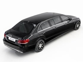 Ver foto 4 de Binz Mercedes Clase E Limousine 6 puertas W212 2014