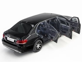 Ver foto 3 de Binz Mercedes Clase E Limousine 6 puertas W212 2014