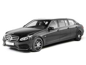 Fotos de Binz Mercedes Clase E Limousine 6 puertas W212 2014