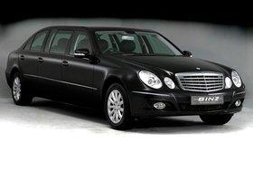 Fotos de Binz Mercedes Clase E Limousine L211 2006