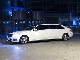 Ver foto 1 de Binz Mercedes Clase E Limousine V212 2009